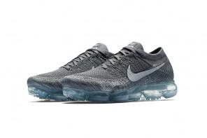 Nike poursuit sa vague de VaporMax avec de nouveaux coloris gris