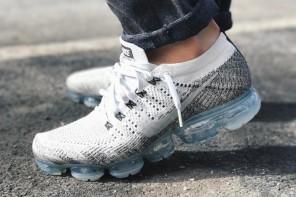 La Air VaporMax de Nike arrive dans une teinte «Oreo»