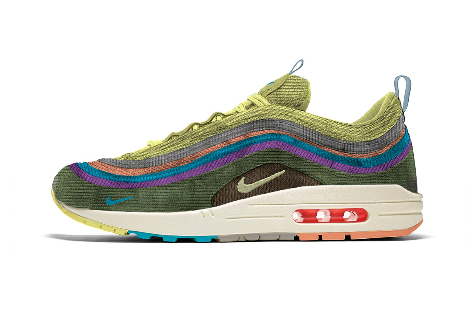 12 « RevolutionAIRS » réimaginent la Nike Air Max