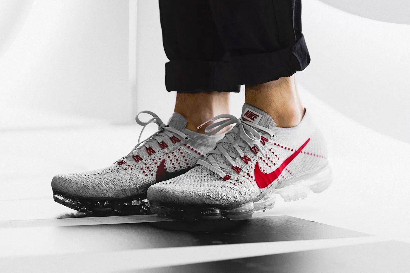 Un nouveau regard sur les derniers coloris de la Nike VaporMax avant leur sortie