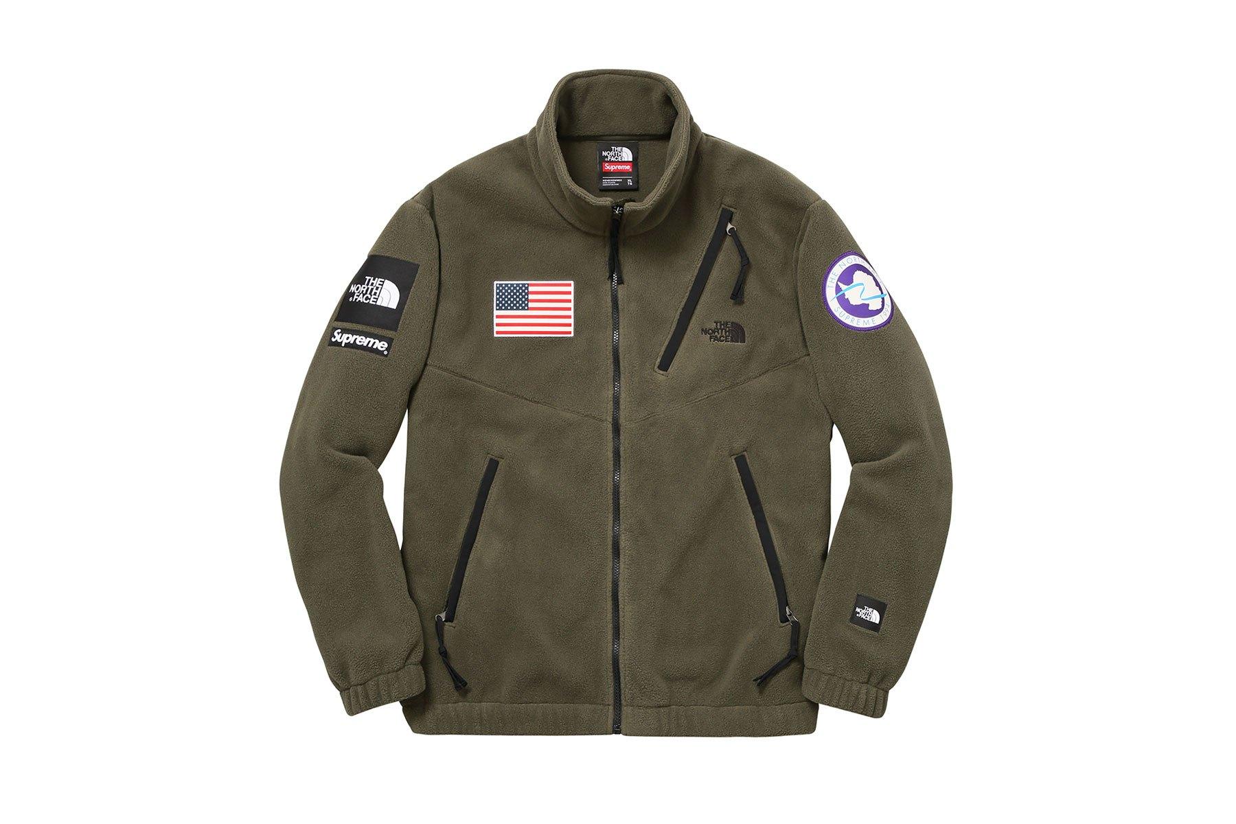 supreme-the-north-face-2017-spring-summer-olive-polartec-fleece-jacket-24