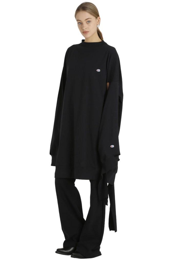 vetements-champion-cutouts-sweater-dress-1