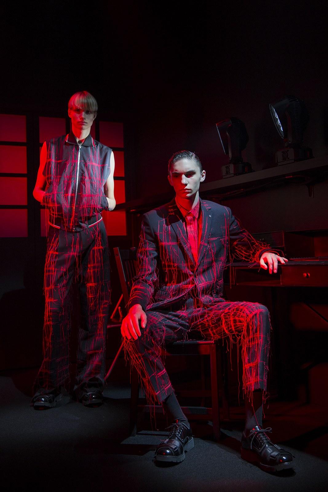 La collection Dior Homme '17 vient inaugurer l'ouverture de la boutique Ginza Six à Tokyo