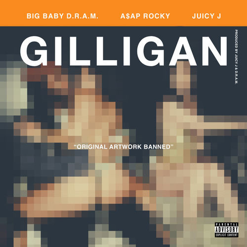 A$AP Rocky définitivement de retour sur le single de D.R.A.M, « Gilligan »