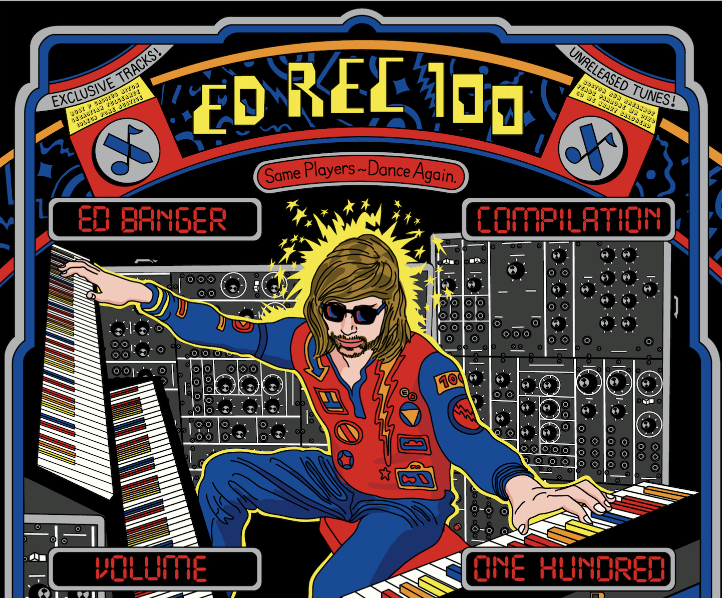 Ed Banger Records nous concocte une surprise pour son 100e album