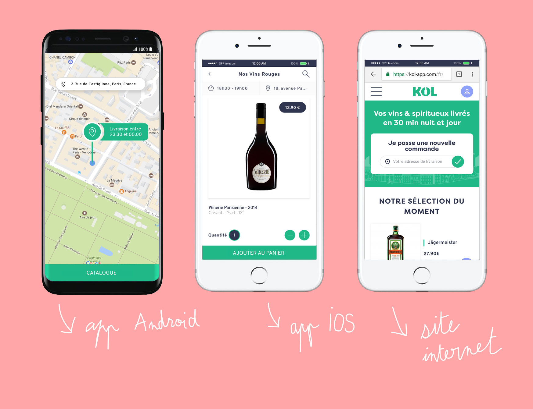 French app