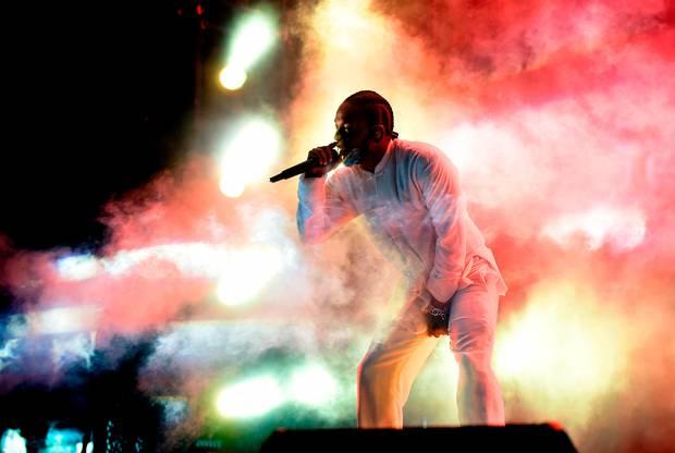 Coachella 2017 : l'incroyable show de Kendrick Lamar