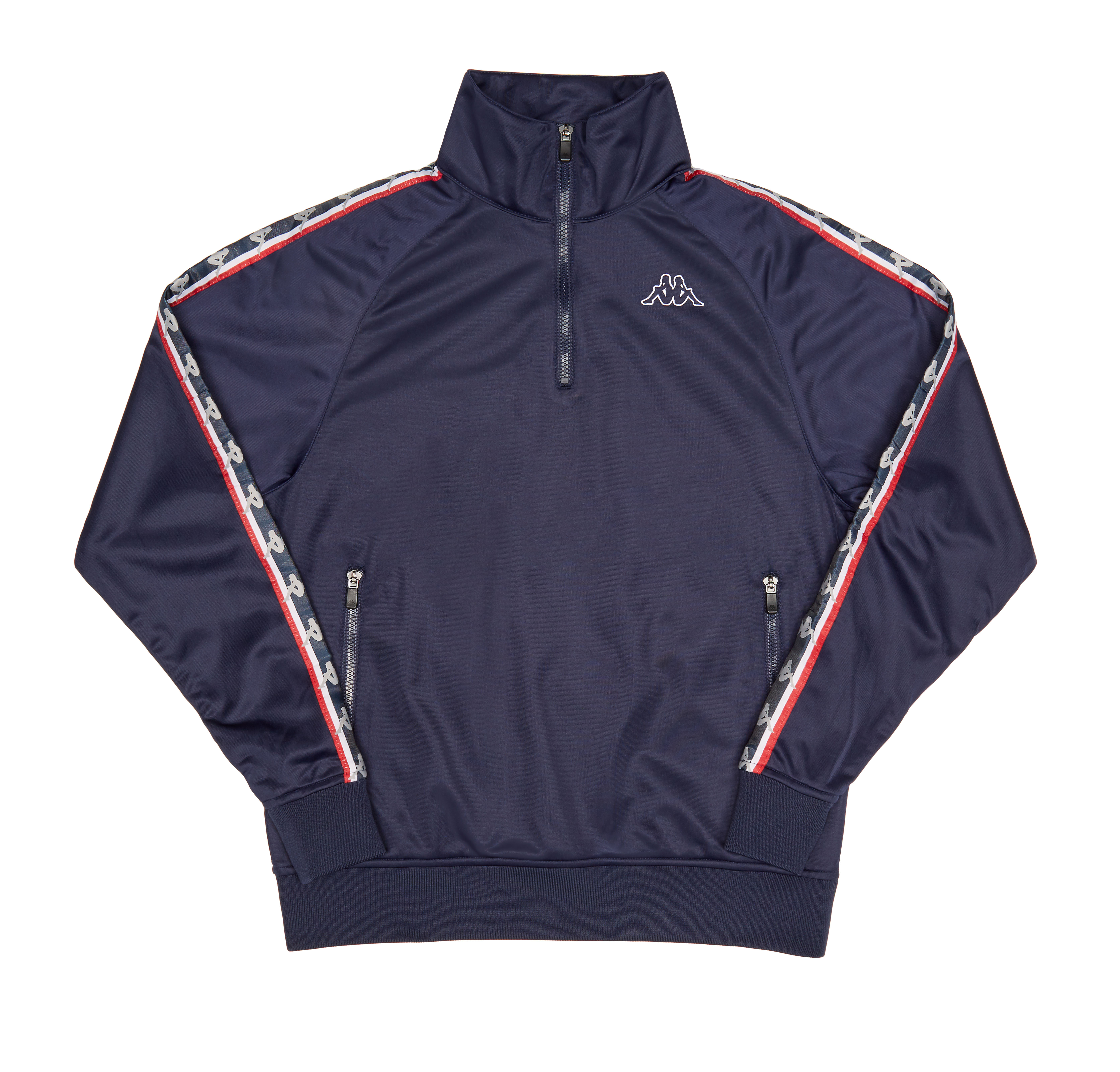 SSENSE_Kappa_SSENSE Exclusive Navy Track Jacket