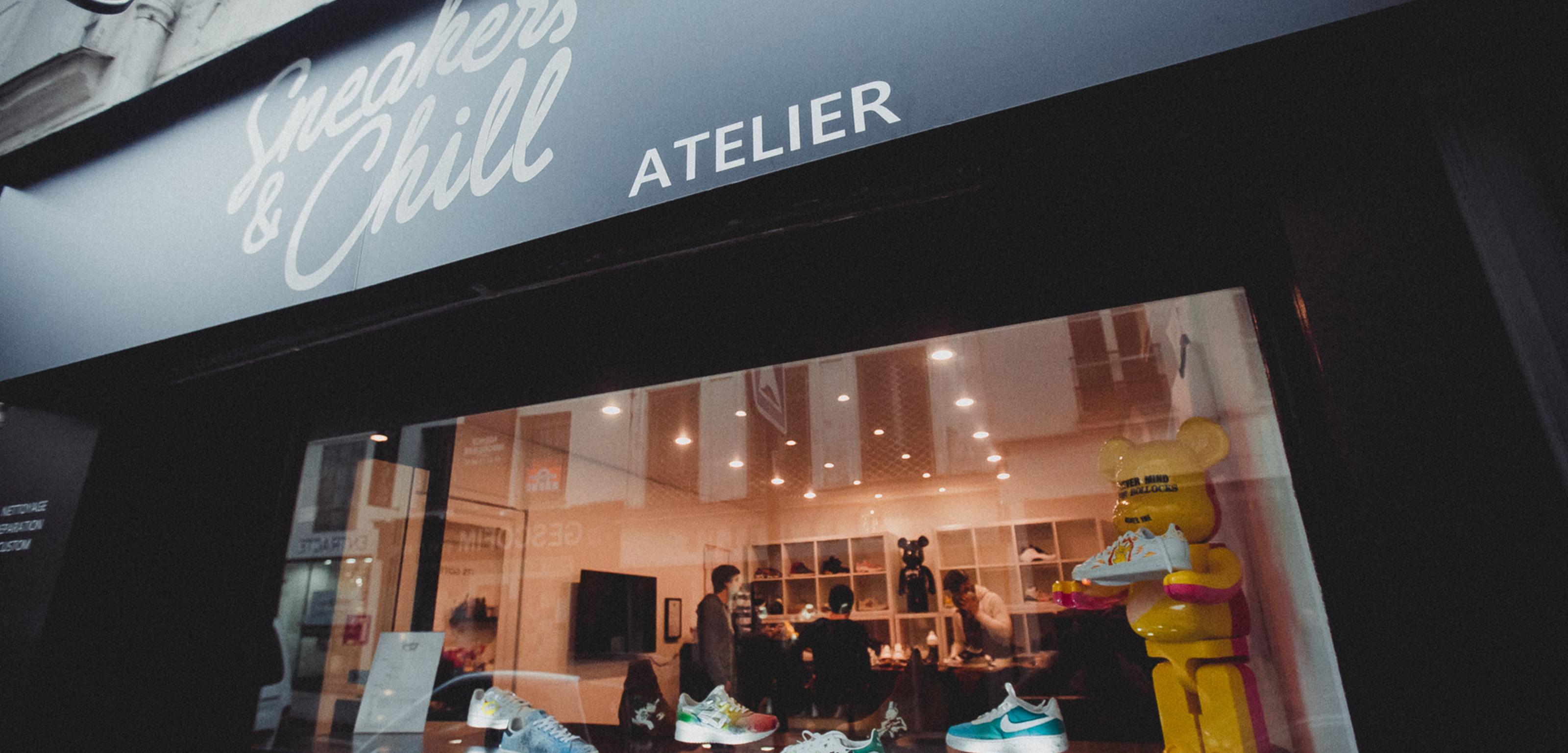 Sneakers and Chill : Le paradis de la sneakers !