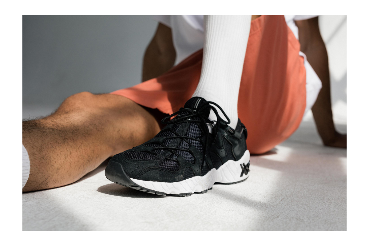 ASICS réveille la sneakers parfaite des années 90