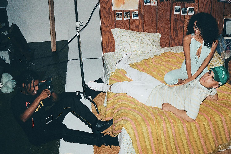 A$AP Rocky et GUESS Originals dévoilent la collection «Ice Cream and Cotton Candy»