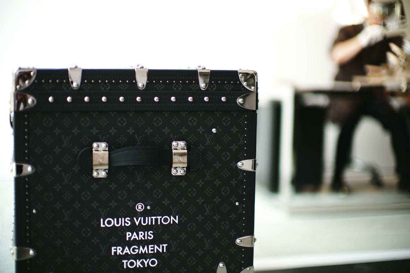 Fragment Design X Louis Vuitton :  découvrez leur collection sortie hier à Tokyo