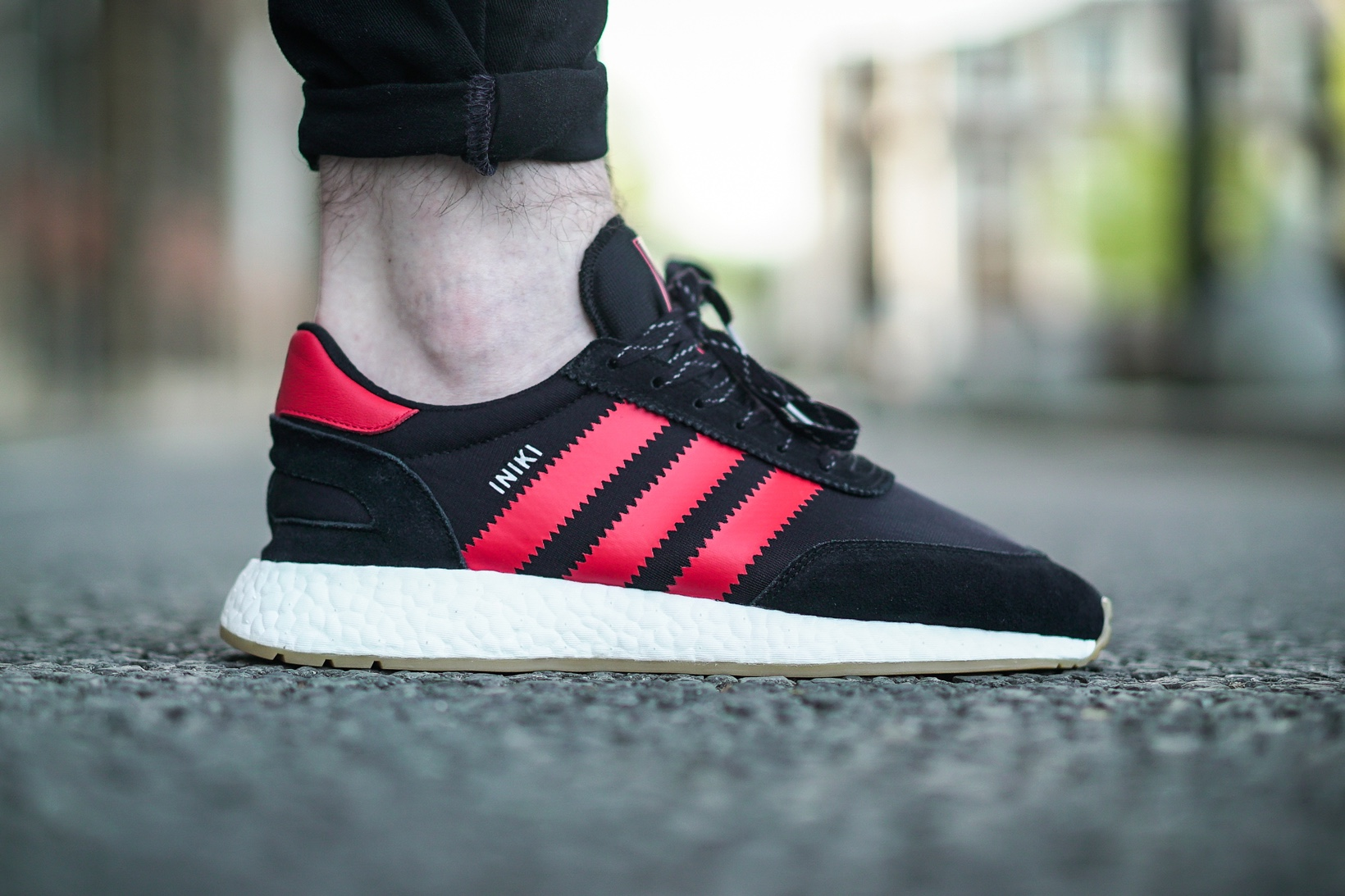 La Adidas Originals Iniki Runner BOOST obtient son premier coloris city