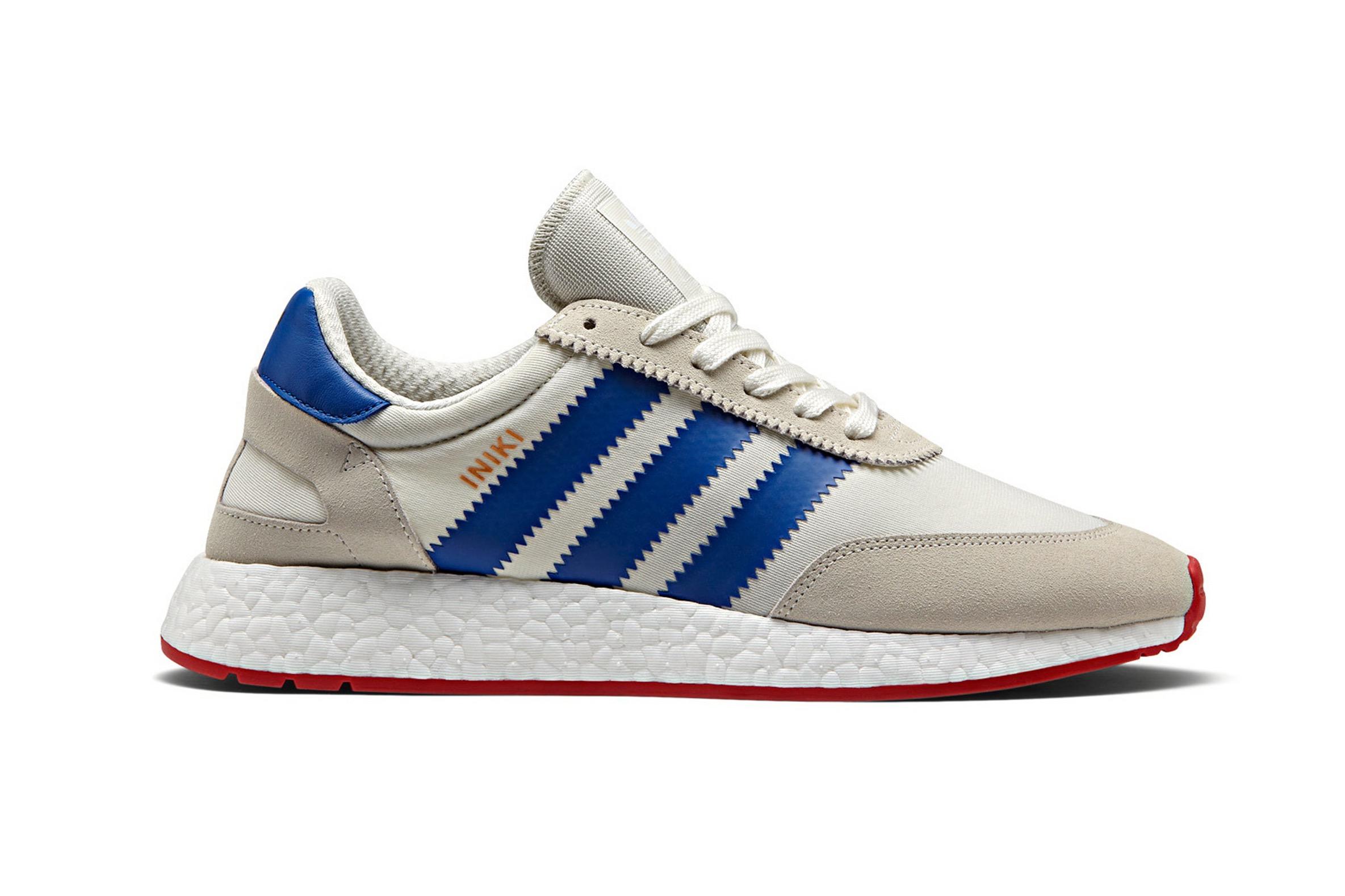 Adidas Originals sort sa Iniki Runner au look des années 70