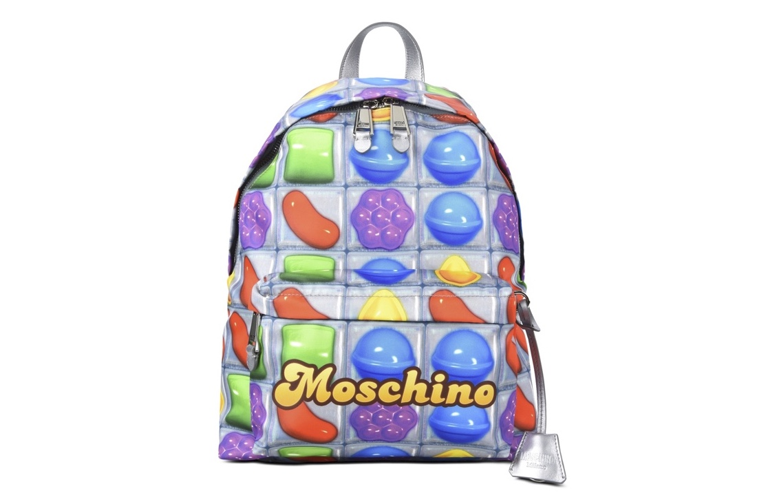 Une collection d'accessoires Candy Crush by Moschino