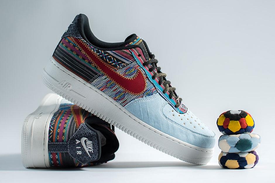 Nike présente sa dernière Air Force 1 Low au motif aztèque