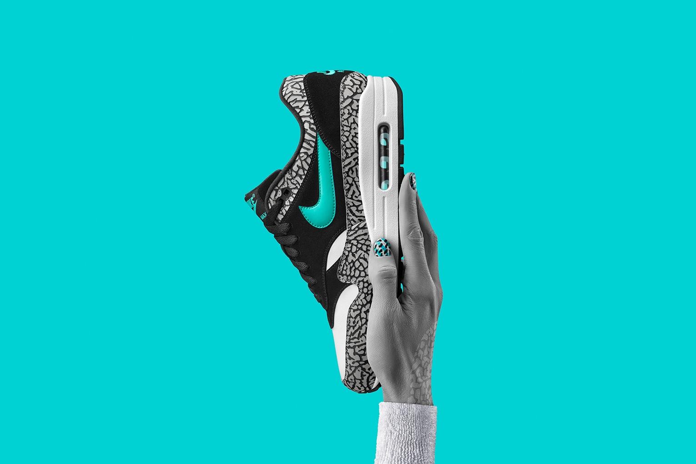 La Nike Air Max 1 «Atmos Elephant» réapprovisionnée