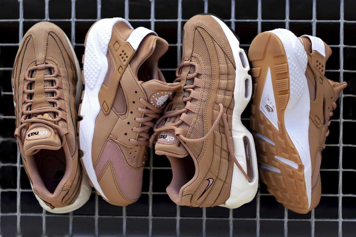 Nike lance un pack canon «Dusted Clay»