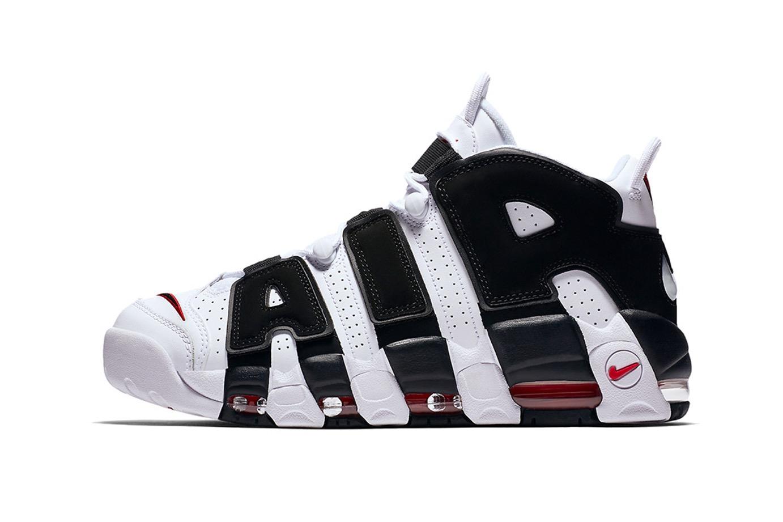 La Nike Air More Uptempo reçoit une teinte Scottie Pippen