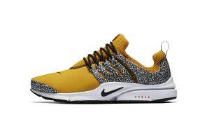 Nike balance sa nouvelle Air Presto «Gold Safari»