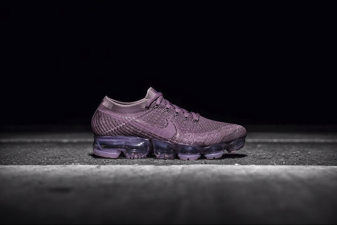 Enfin une date pour la Nike Air VaporMax «Violet Dust» !