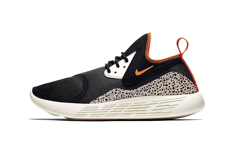 L'imprimé «Safari» fait son chemin sur la Nike LunarCharge