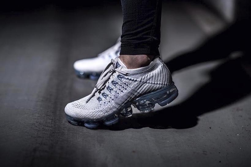 Découvrez la nouvelle Nike VaporMax «White Blue»