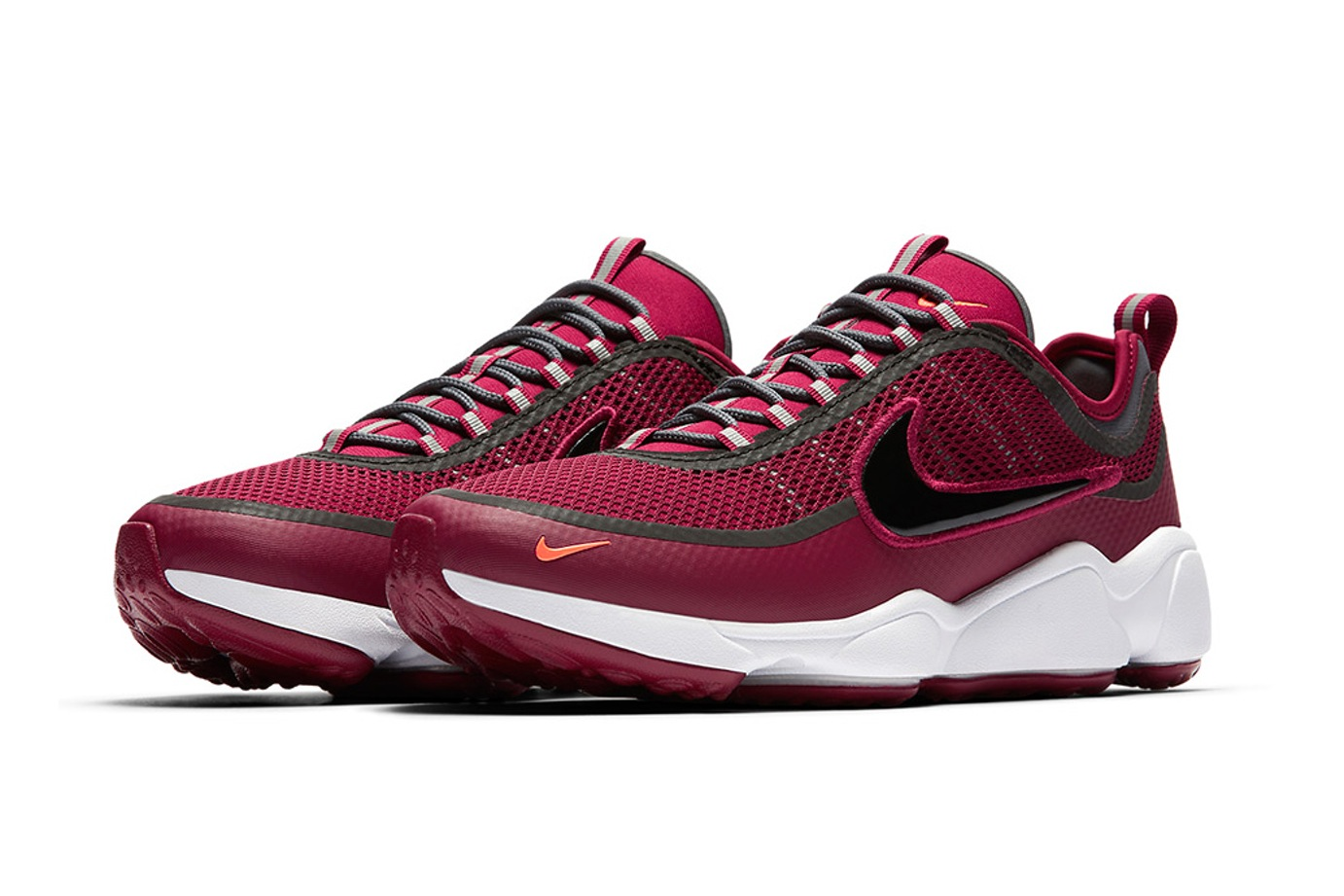 la nike zoom spiridon ultra obtient un sublime rouge trends periodical. Black Bedroom Furniture Sets. Home Design Ideas