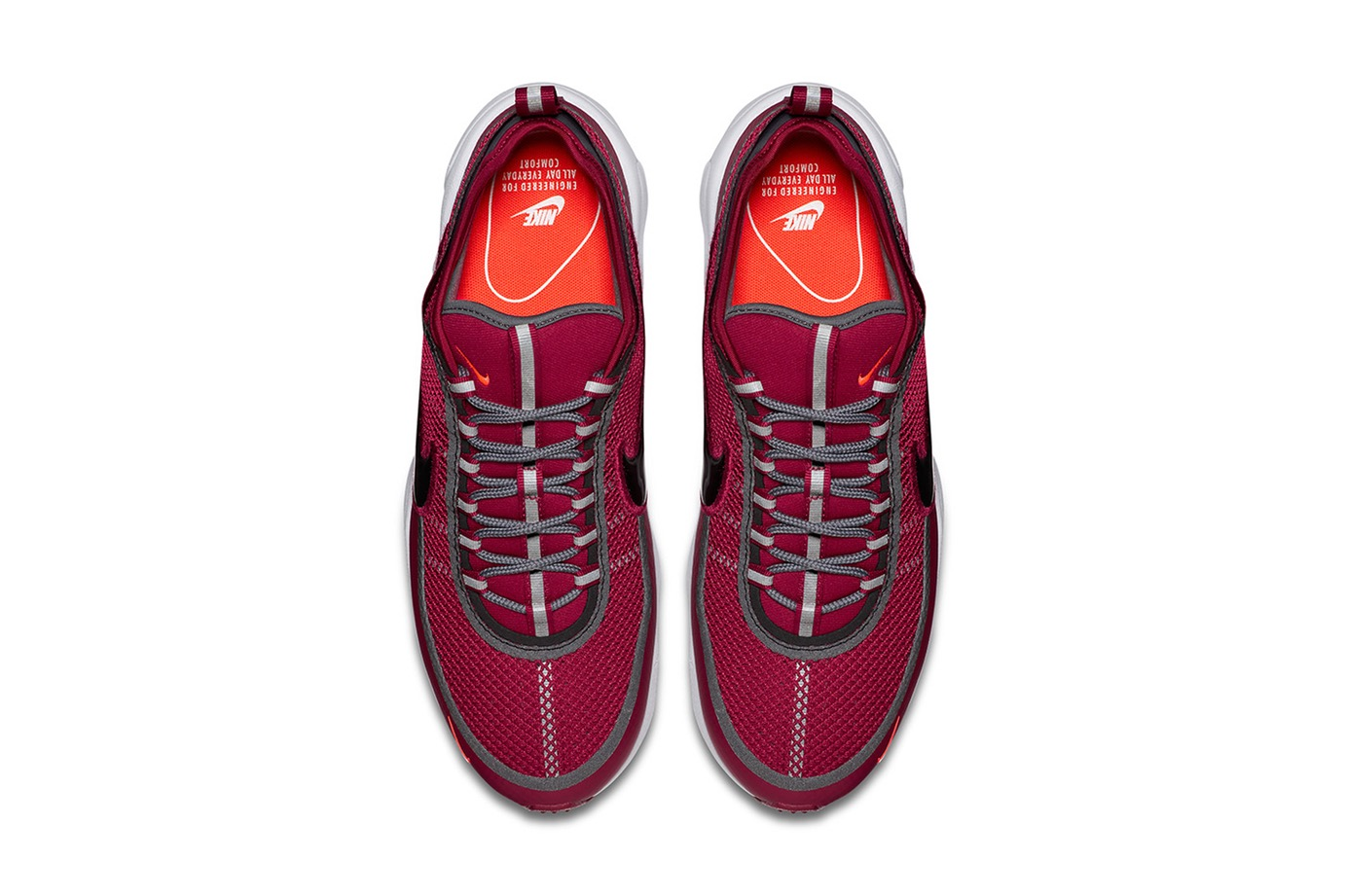 la nike zoom spiridon ultra obtient un sublime rouge trends fr. Black Bedroom Furniture Sets. Home Design Ideas