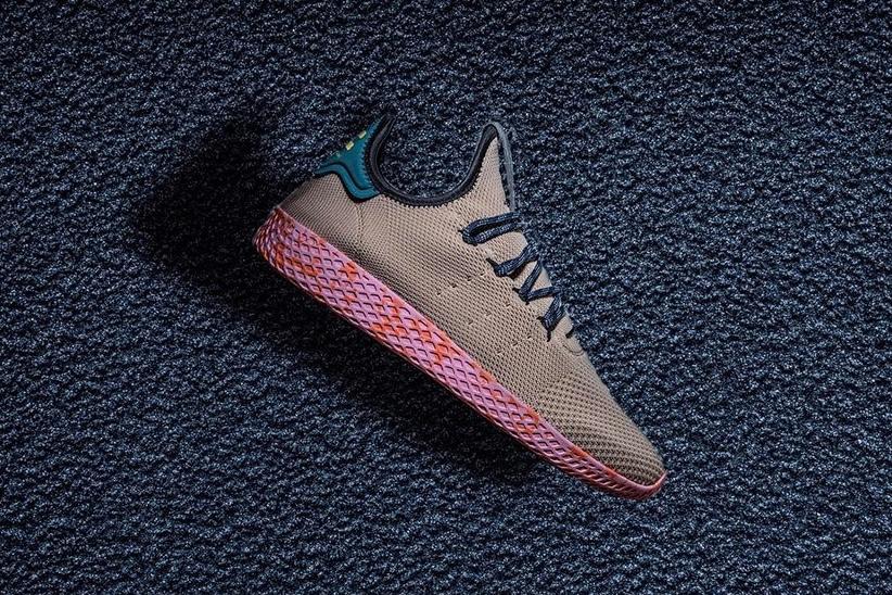 Un meilleur regard sur la prochaine Human Race Adidas Originals x Pharrell