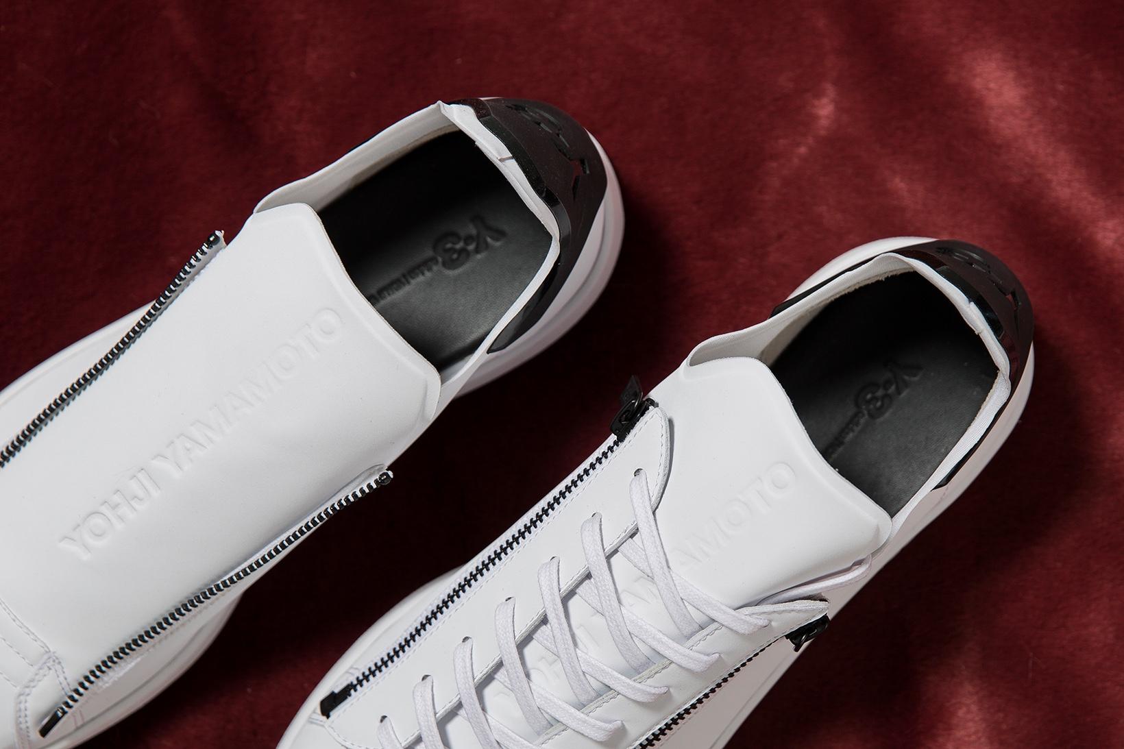 competitive price 4271e 9e693 adidas y3 stan smith zip