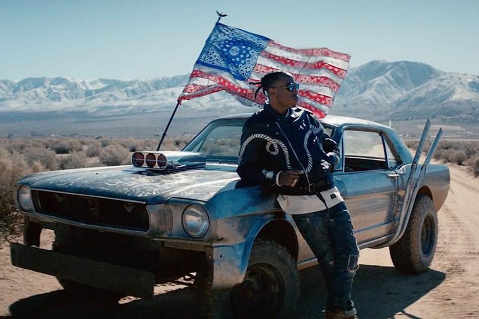 Voici le nouvel album de Joey Bada$$, «All Amerikkkan Bada$$»
