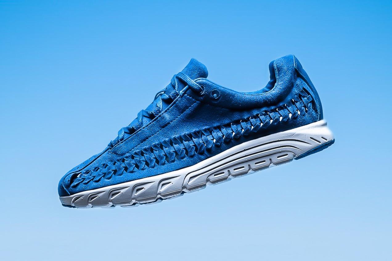 Le retour de la Nike Mayfly Woven pour ce printemps