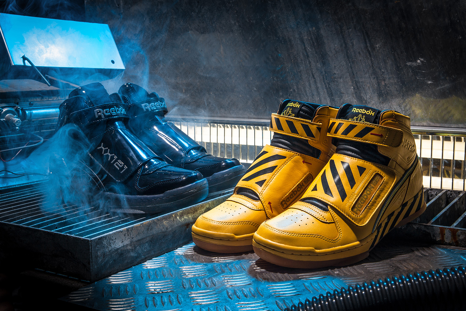 "Reebok annonce son pack ""Final Battle"" d'Alien Stomper pour l'Alien Day"
