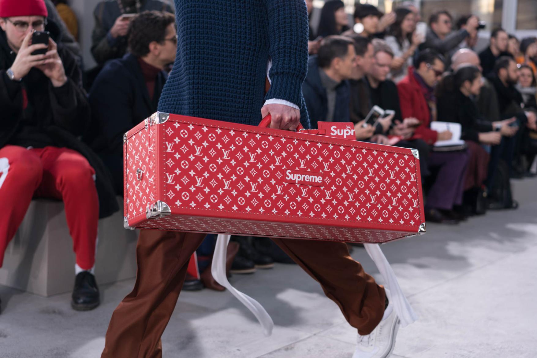 Louis Vuitton X Supreme : ce qu'on sait de la sortie de la collection
