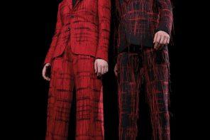 Redécouvrez en exclusivité la collection Pre-Fall 2017 Dior Homme