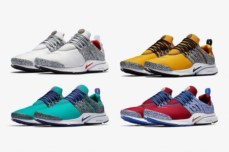 Le pack Safari des Nike Presto et Sock Dart sort demain !