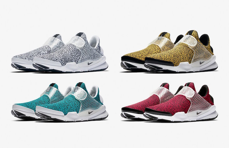 Sock Dart Safari