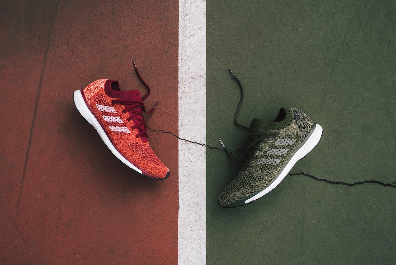 KITH X Adidas lâchent un trio de coloris pour la Adizero Prime Boost LTD