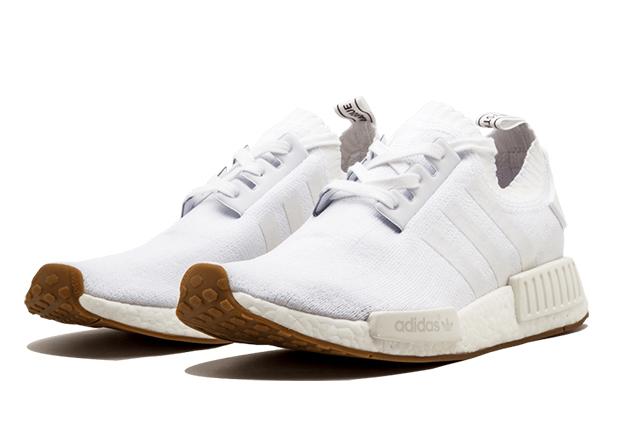 Adidas restock son «Gum Pack» pour la NMD R1