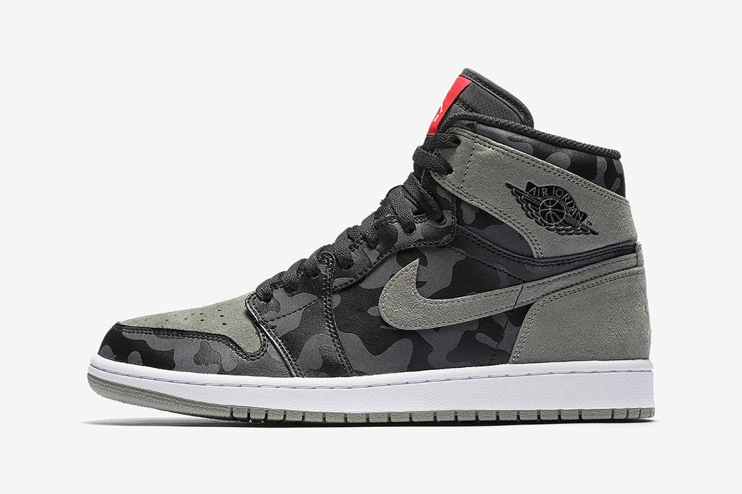 La Air Jordan 1 est de retour dans un pack «Camo»