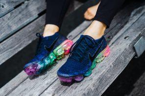 Un nouveau regard sur la Nike VaporMax «Be true»