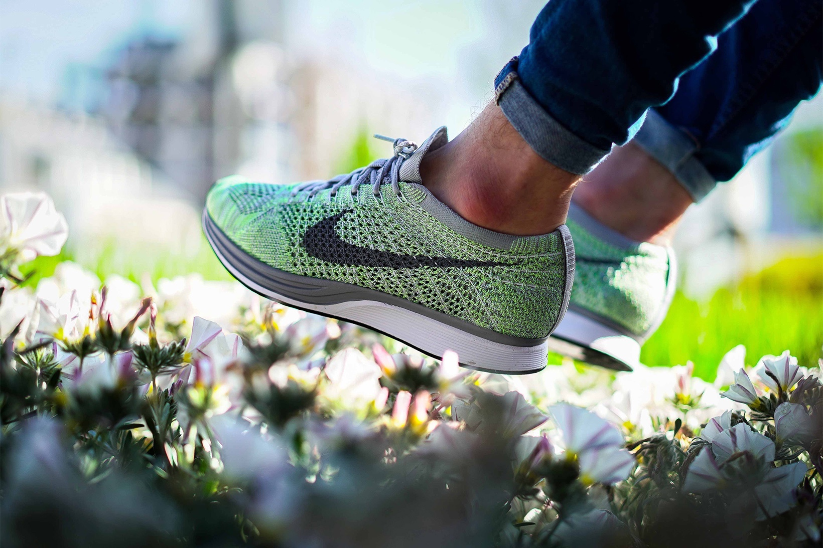 Nike Racer Flyknit