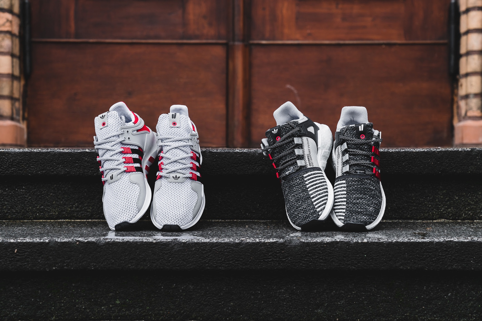 Adidas collabore avec le magasin allemand OVERKILL pour deux EQT inédites !