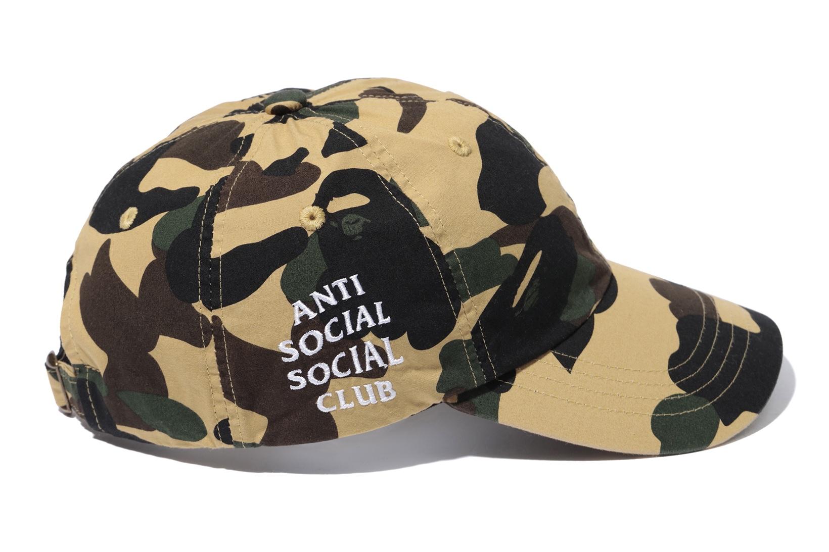 4a4a0290c070 Jetez un œil à l ensemble de la collab  Bape x Anti Social Social Club