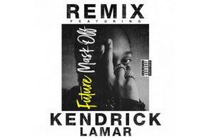 Kendrick Lamar débarque sur le remix officiel de «Mask Off» aux côtés de Future