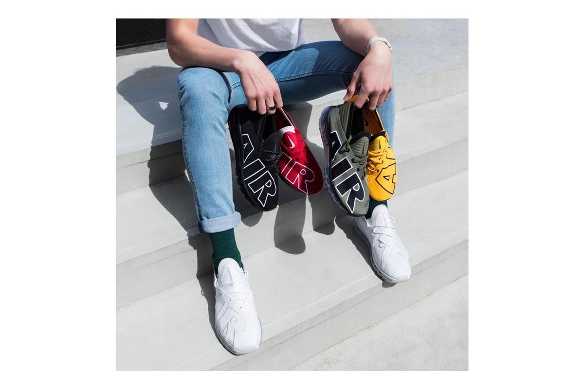 Nike offre trois coloris inédits à la Air Max Flair