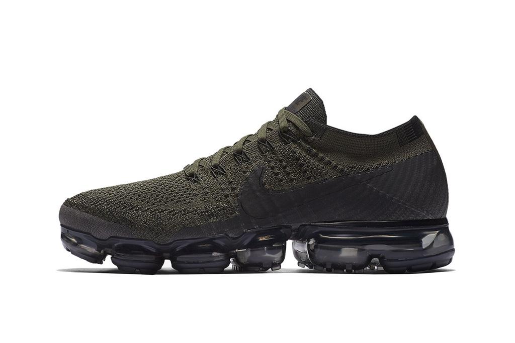 Nike prévoit de lâcher la Air VaporMax en version «Cargo Khaki»
