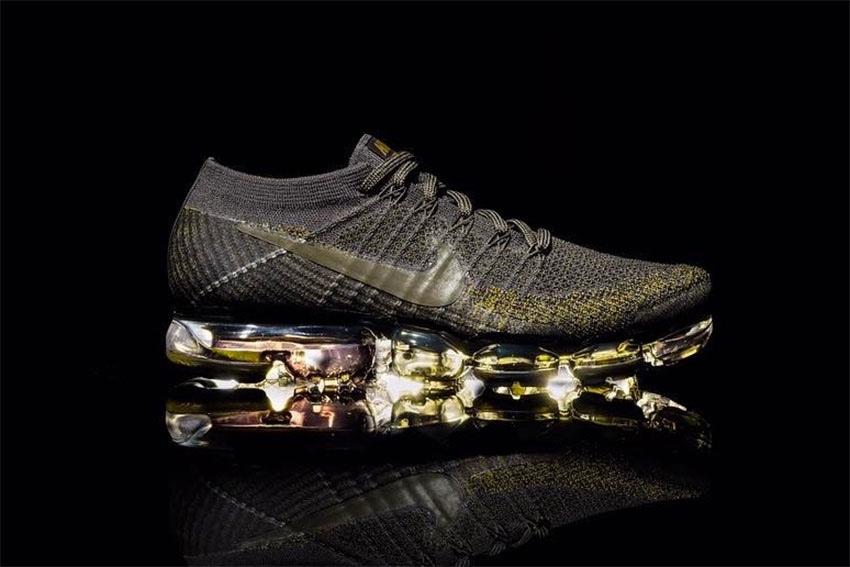 Nike pourrait lâcher une version gold de l'Air VaporMax