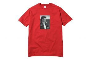 Supreme lache officiellement sa collection en l'honneur du King Of Pop
